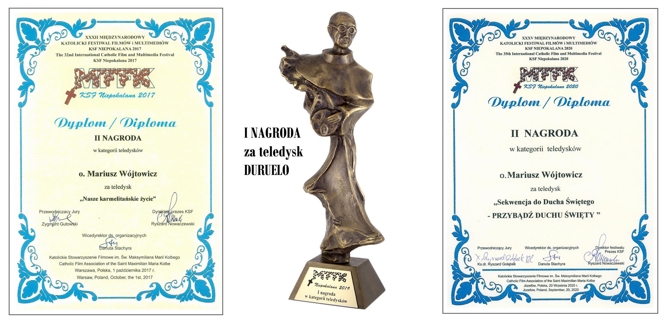 Nagrody 1920